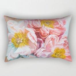 Peonyssimo Rectangular Pillow