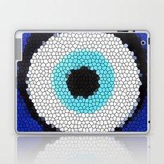Blue eye Luck Laptop & iPad Skin