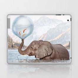 In a Bubble Laptop & iPad Skin