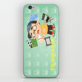 Filmmaker iPhone Skin