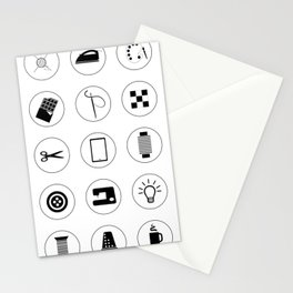 Icons of Creativity Stationery Cards