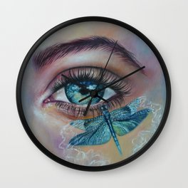 Self Realization Wall Clock