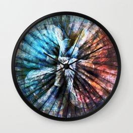 ARCHAIC MARITIME STRUCTURES Wall Clock