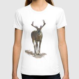Digital Painting of  Male Deer T-shirt