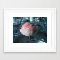 dessert Framed Art Prints featuring Dessert by K. Daniels