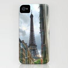 Springtime in Paris iPhone (4, 4s) Slim Case