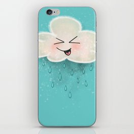 Pitter Patter Party! iPhone Skin