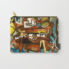Chuck's Piano Carry-All Pouch