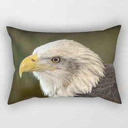 Columbia - Bald Eagle Rectangular Pillow