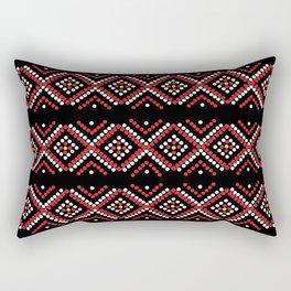 Manobo Print II Rectangular Pillow