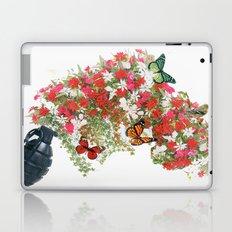 Make love not war - by Ashley Rose Standish Laptop & iPad Skin