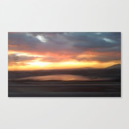 I-605 Irwindale Canvas Print
