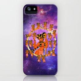 Queen 2 Chibi Set iPhone Case