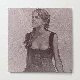 EMMA WATSON Metal Print