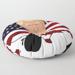 president Floor Pillow