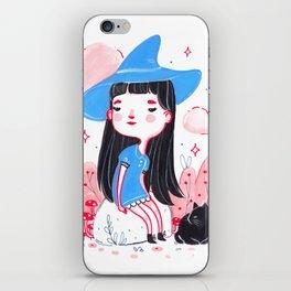 Zoe iPhone Skin