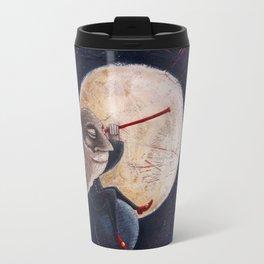 Galileo Galilei - Osservando la notte Travel Mug