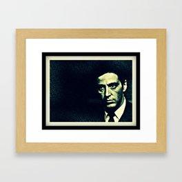 You Broke My Heart, Fredo Framed Art Print