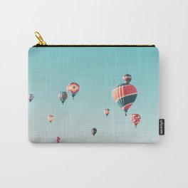 Hot Air Balloon Ride Carry-All Pouch