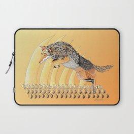 Coyote Totem Laptop Sleeve