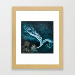 The Great Arrival Framed Art Print