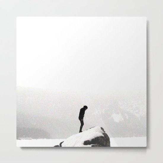 snowblind II. Metal Print