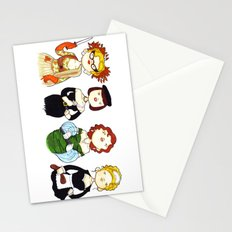 Ladies of Clue Stationery Cards