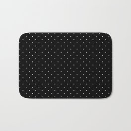 Simple square checked pattern Bath Mat