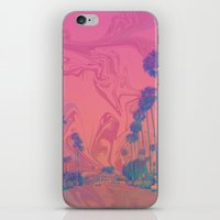 california iPhone & iPod Skins featuring California by Cale potts Art
