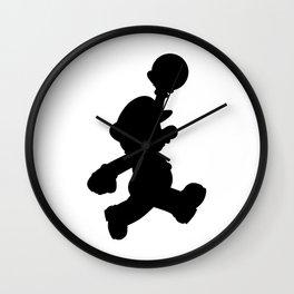 #TheJumpmanSeries, Mario Wall Clock