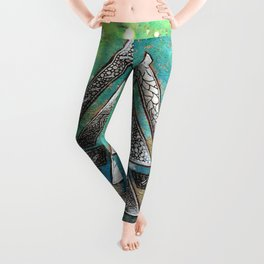 Valknut Leggings