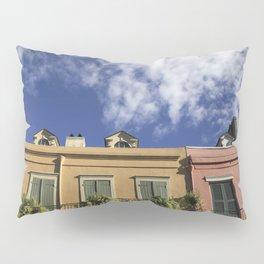 New Orleans French Quarter Sky Pillow Sham