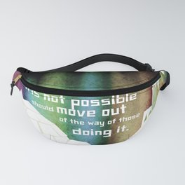 It is possible 4 Fanny Pack