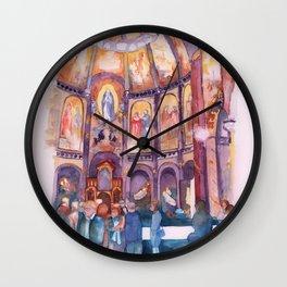 AMUZ Antwerpen. Wall Clock
