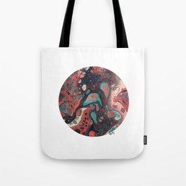 Planet Neon Tote Bag