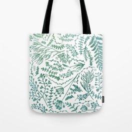 GREEN HERBS Tote Bag