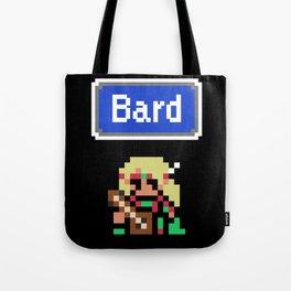 RPG Bard Tote Bag