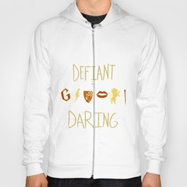 Daring- Gryffindor Hoody