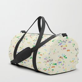 Summer Road Trip Duffle Bag