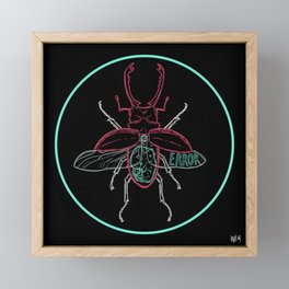 Evolution III Framed Mini Art Print