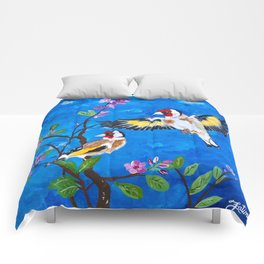 Goldfinches Comforters