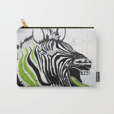 Zebra Streetstyle Carry-All Pouch