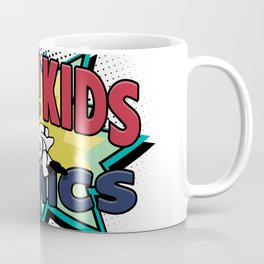 HEY!! KIDS COMICS Coffee Mug
