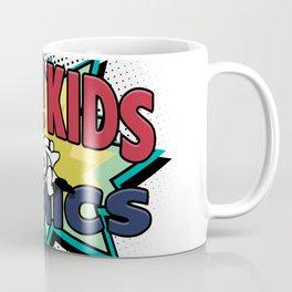 HEY!! KIDS COMICS Coffee Mug