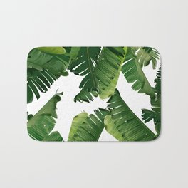 Banana Green Bath Mat