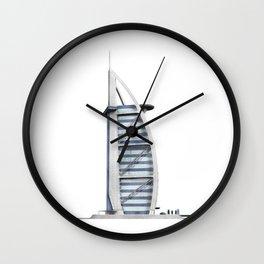Burj Al Arab, Dubai Wall Clock