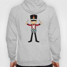 Toy Soldier Drummer Boy Hoody