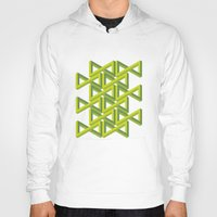illusion Hoodies featuring Illusion by Isometric
