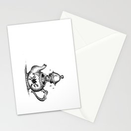 Doormouse Stationery Cards