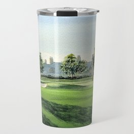 Winged Foot Golf Course New York Travel Mug